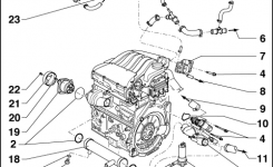 2006 Vw Touareg Engine Diagram Similiar Volkswagen Passat Engine within 2000 Vw Passat Engine Diagram