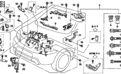 2007 Honda Pilot Ex Engine Wire Harness Diagram inside 2007 Chevy Equinox Engine Diagram