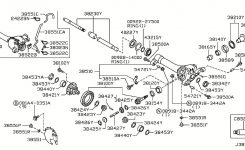 2007 Nissan Xterra Oem Parts – Nissan Usa Estore intended for 2002 Nissan Xterra Parts Diagram