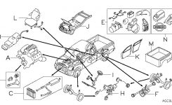 2012 Nissan Frontier Crew Cab Oem Parts – Nissan Usa Estore intended for 2001 Nissan Frontier Parts Diagram