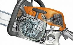 210C Wiring Diagram Stihl Chainsaw Parts Diagram Also Ms Tractor throughout Stihl Fs 81 Parts Diagram
