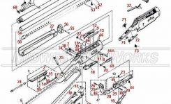 232 Best ปืนคานเหวี่ยง Images On Pinterest | Firearms, Shotguns inside Winchester Model 94 Parts Diagram