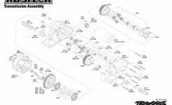 25+ Ide Terbaik Traxxas Rustler Parts Di Pinterest | Mobil Rc inside Hpi Savage 25 Parts Diagram