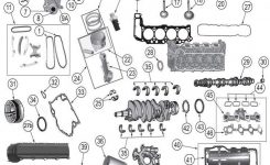 28 Best 99-04 Grand Cherokee Wj Parts Diagrams Images On Pinterest in 1999 Jeep Cherokee Parts Diagrams
