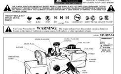 31A611D129 Mtd Tecumseh Snow Blower Engine Manual with regard to Snow King Snowblower Parts Diagram