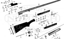 370 Schematic | Numrich with regard to Winchester Model 12 Parts Diagram