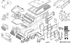 38 Best Series Land Rover Parts Images On Pinterest | Land Rovers regarding Land Rover Discovery Parts Diagram