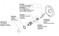 46 Delta Shower Valve Parts Diagram, Delta Faucet Parts Diagram regarding Delta Shower Faucet Parts Diagram