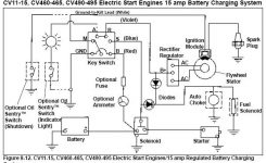 5 Prong Ignition Switch – Mytractorforum – The Friendliest with Small Engine Ignition Switch Wiring Diagram
