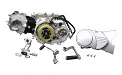 50Cc 4-Stroke Automatic Honda-Clone Atv & Dirt Bike Engine pertaining to Honda 6.5 Hp Engine Parts Diagram