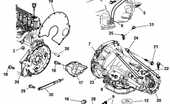 52104200 – Genuine Jeep Brace-Bending Transmission pertaining to 1999 Jeep Grand Cherokee Parts Diagram