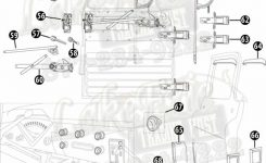 55-59 Second Series Chevrolet Pickup Rust Repair Panels intended for Chevy Truck Body Parts Diagram