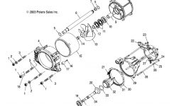 6 Vane Jet Pump Stator – Page 2 with regard to Tigershark Jet Ski Parts Diagram