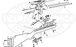 60Sb Schematic | Numrich intended for Glenfield Model 60 Parts Diagram