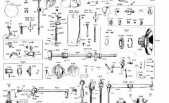 64 Best Singer 201 The Dressmaker's Sewing Machine Images On intended for Singer Sewing Machine Parts Diagram