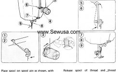 8 Best Sewing Machine Kenmore Images On Pinterest | Vintage Sewing within Kenmore Sewing Machine Parts Diagram