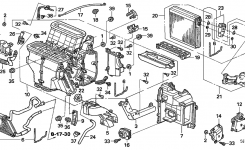 80221-Shj-A02 – Genuine Honda Valve Sub-Assy., Expansion intended for 2006 Honda Odyssey Engine Diagram