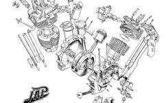912 Best Motorcycle Engines Images On Pinterest | Engine pertaining to Harley Twin Cam Engine Diagram