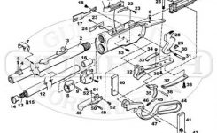 94 30 30 Parts Diagram Lzk Gallery Winchester Model 1873 Parts in Winchester Model 94 Parts Diagram