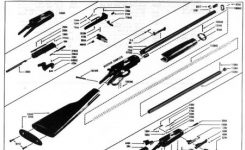 94 30 30 Parts Diagram Lzk Gallery Winchester Model 1873 Parts with regard to Winchester Model 12 Parts Diagram