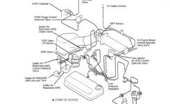 94 Honda Accord Ex: Factory..with F22B1 V-Tech..vacuum Line..schematic for 94 Honda Accord Engine Diagram