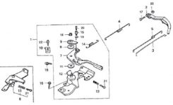 Aftermarket Honda Gx160 Parts with regard to Honda Gx160 Carburetor Parts Diagram
