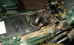Air Cleaner Breather? – Yamaha Grizzly Atv Forum within Yamaha Grizzly 600 Parts Diagram