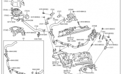 Air Injection Pump. – Toyota 4Runner Forum – Largest 4Runner Forum pertaining to 2000 Toyota 4Runner Engine Diagram