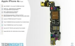 Apple Iphone 4S Teardown within Iphone 5 Internal Parts Diagram