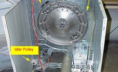 Appliance411 Faq: No Heat In An Electric Dryer inside Ge Profile Dryer Parts Diagram