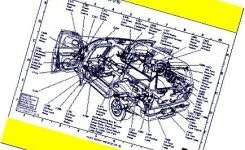 Assembly Auto Parts – Chevrolet Tahoe in 2002 Chevy Trailblazer Parts Diagram