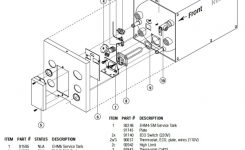 Atwood Water Heater Troubleshooting with regard to Atwood Water Heater Parts Diagram