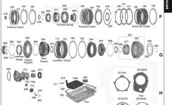 Automatic Transmission 4L60E Illustrated Parts Drawing, Supply The intended for 350 Automatic Transmission Parts Diagram