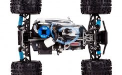 Avalanche Xtr 1/8 Scale Nitro Monster Truck intended for Traxxas T Maxx Parts Diagram
