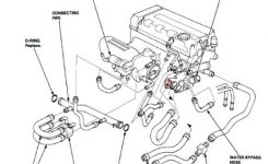 B16A2 Hose Diagrams – Honda-Tech – Honda Forum Discussion throughout 2000 Honda Civic Engine Diagram