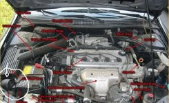 Basic Guide For Accords – Honda-Tech – Honda Forum Discussion pertaining to 1996 Honda Accord Engine Diagram