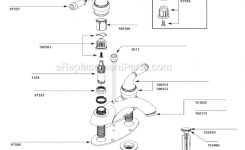 Bathroom Sink Faucet Parts – Mobroi within Bathroom Sink Faucet Parts Diagram