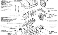 Best 25+ Honda Civic Parts Ideas On Pinterest | Honda Civic Vtec pertaining to Honda Civic 2005 Engine Diagram