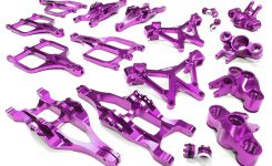 Billet Machined Suspension Set For Traxxas 1/10 T-Maxx/e-Maxx 3903 pertaining to Traxxas T Maxx Parts Diagram