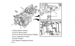 Blower Motor Resistor: Where Is The Blower Motor Resistor Located throughout 2006 Pontiac Torrent Engine Diagram