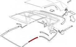 Bmw 3-Series E46 (1999-2006) – Convertible Parts – Page 1 for 2001 Bmw 325I Parts Diagram