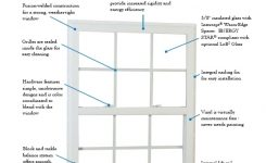 Borderland Windows – Windows in Single Hung Window Parts Diagram