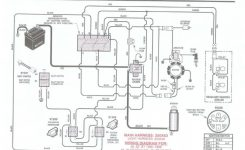 Briggs Engine Wiring Diagram intended for Kohler Engine Charging System Diagram
