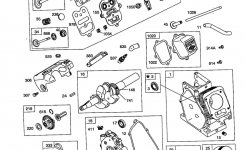 Briggs & Stratton 6.5 Hp Engine Parts | Model 1214120148E1 | Sears in Briggs And Stratton Lawn Mower Parts Diagram