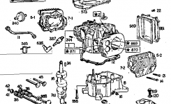 Briggs & Stratton Briggs & Stratton 18 Hp Engine Parts | Model within Briggs & Stratton Engine Diagram