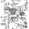 Parts Diagram For Briggs & Stratton Engine