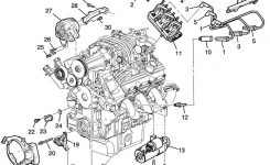 Buick Engine Diagram Buick Century Engine Diagram Buick Wiring with regard to 2003 Buick Century Engine Diagram