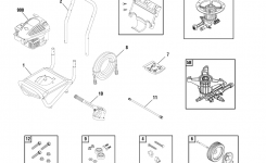 Buy Briggs And Stratton 020305-1 Replacement Tool Parts | Briggs with Briggs And Stratton Pressure Washer Parts Diagram