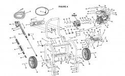 Buy Ridgid Rd80704 Replacement Tool Parts | Ridgid Rd80704 inside Ridgid Pressure Washer Parts Diagram