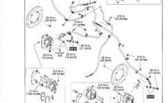 Can-Am Outlander / Renegade 500 650 & 800 Repair Manual For Sale regarding Can Am Atv Parts Diagram